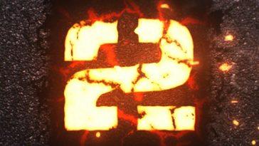 Fire Logo Effect