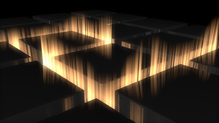 Creating Light Rays in Cinema 4D