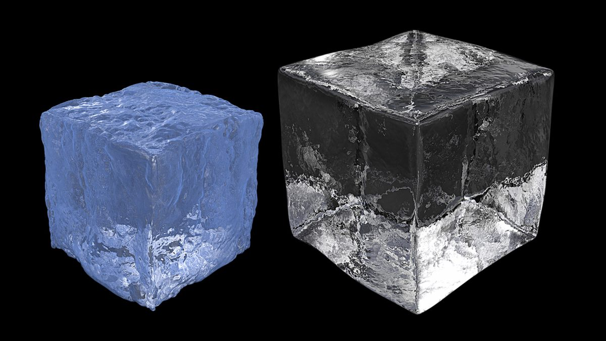 cinema 4d ice texture pack