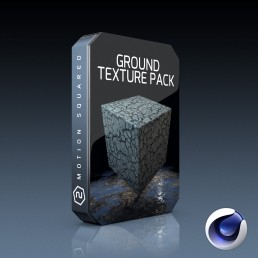 Cinema 4D Ground Texture Pack