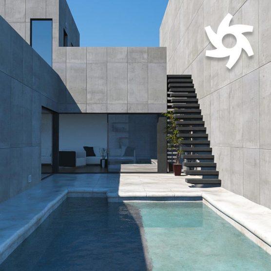 Octane Concrete Texture Pack for Cinema 4D