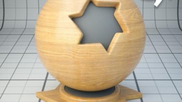 Octane Wood Texture Pack for Cinema 4D