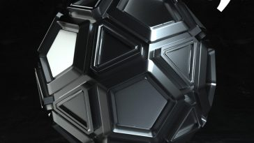 Octane Shiny Metal Texture Pack for Cinema 4D