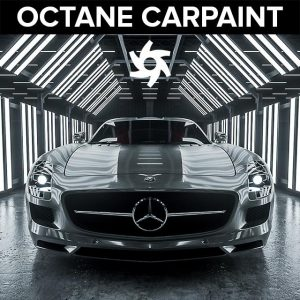 cinema 4d octane car paint