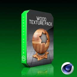 Cinema 4D Wood Texture Pack