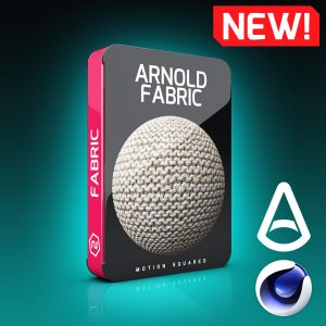Arnold Fabric Materials Pack For Cinema 4D