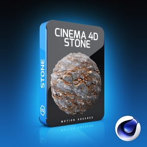 Cinema 4D Stone Materials Pack