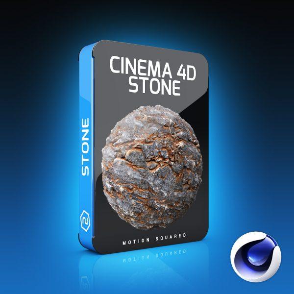 Cinema 4D Stone Materials Pack