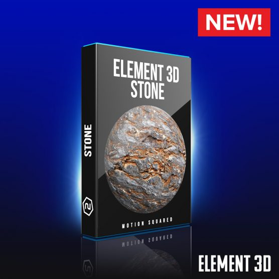 Element 3D Stone Shaders