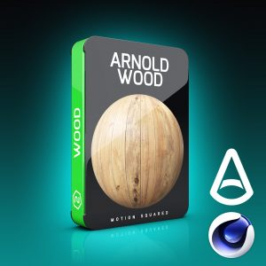 arnold wood materials pack for cinema 4d