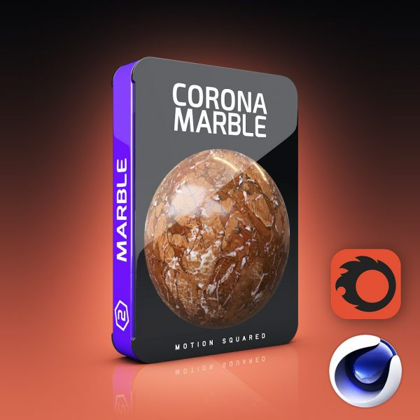 corona marble materials pack for cinema 4d
