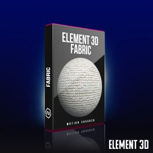 element 3d fabric shaders pack