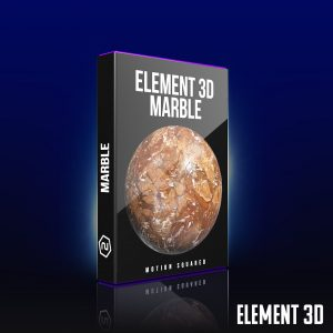 element 3d marble shaders