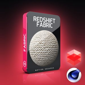 redshift fabric materials pack for cinema 4d