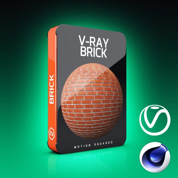v-ray brick texture pack for cinema 4d