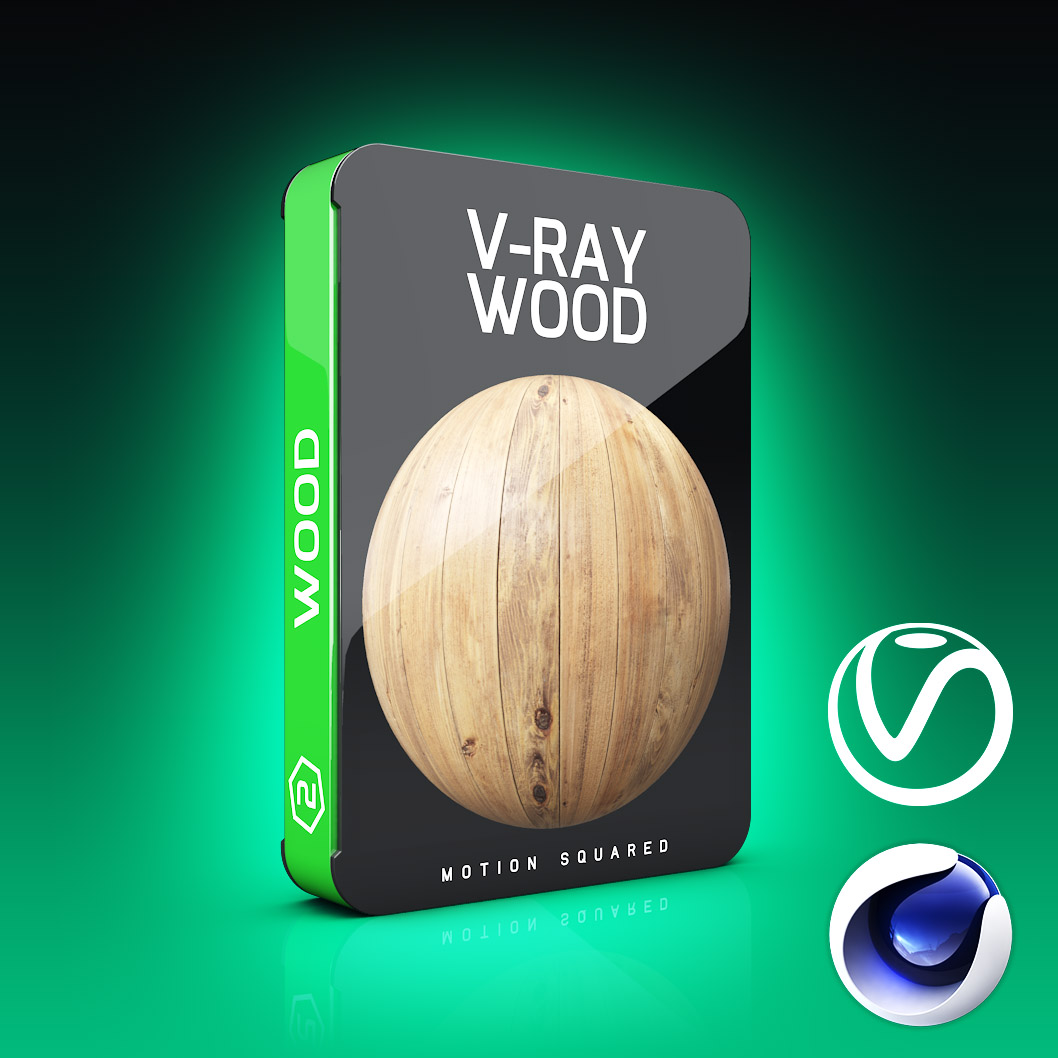V Ray Wood Texture Pack For Cinema 4d Motion Squared
